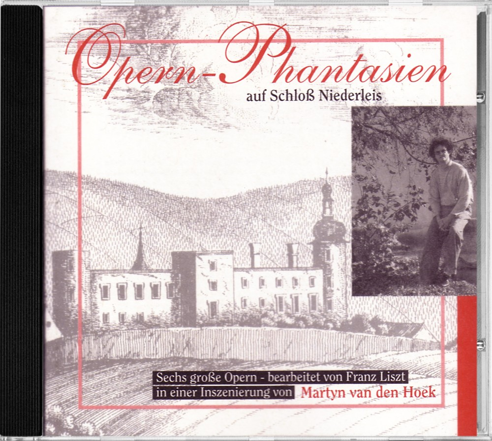 Opera Fantasies I LIVE, Preiser Records 91015