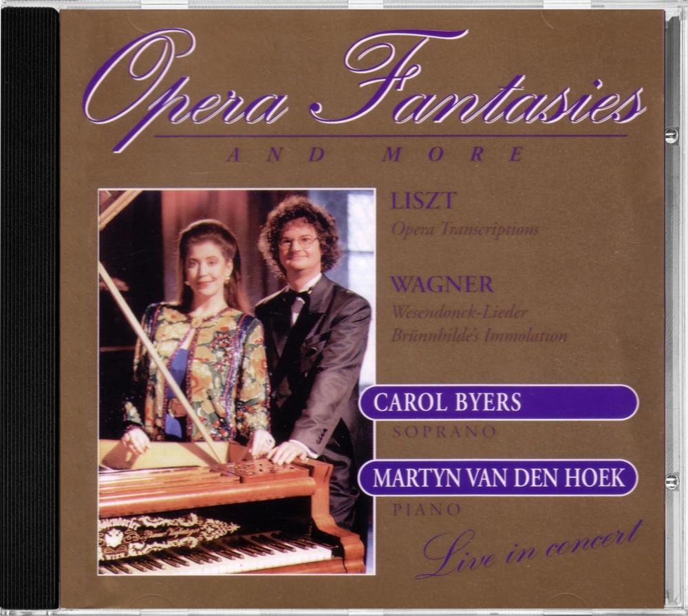 Opera Fantasies II, Austro Mechana 91034