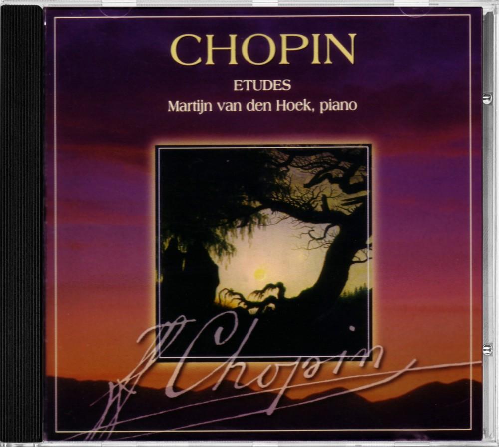 Chopin, Etudes Op. 10 & Op. 25, Brilliant Classics 99154