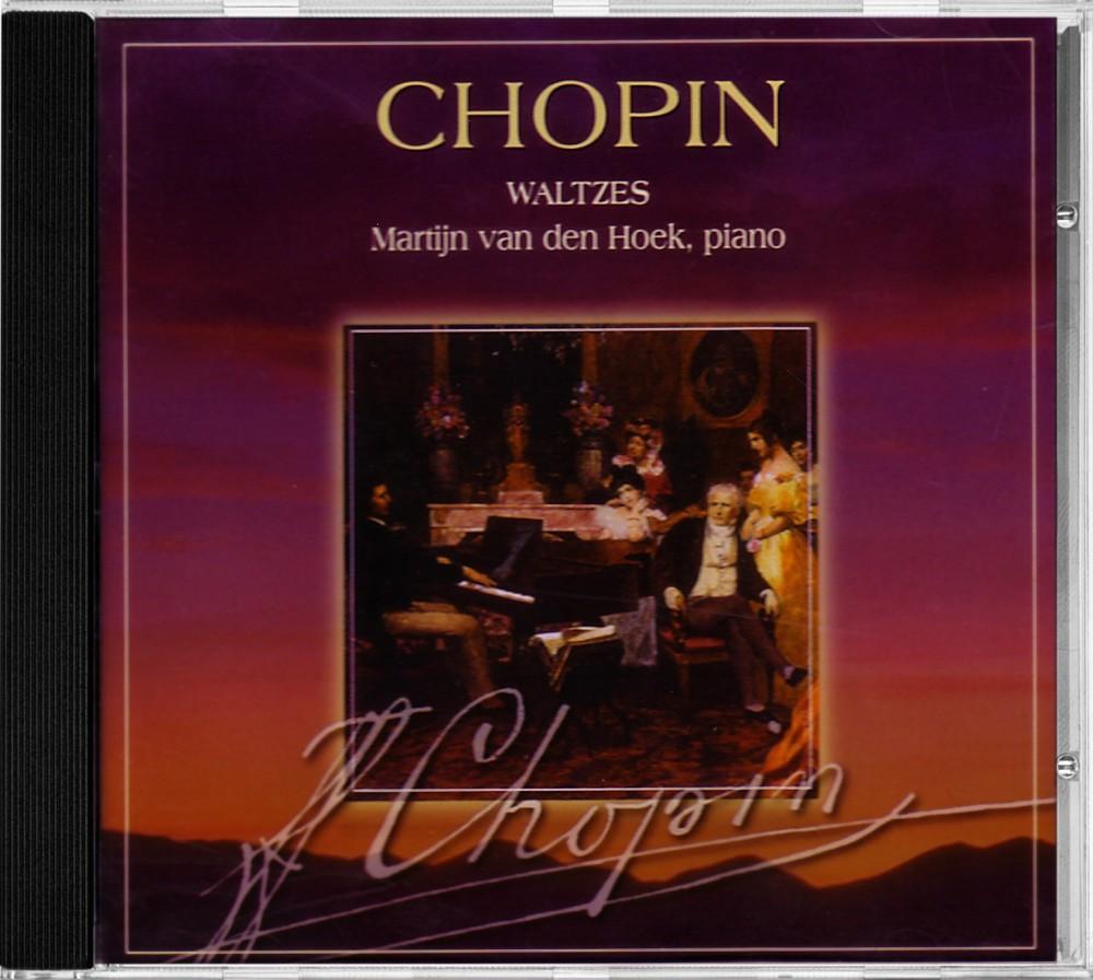 Chopin, Waltzes, Brilliant Classics 99158