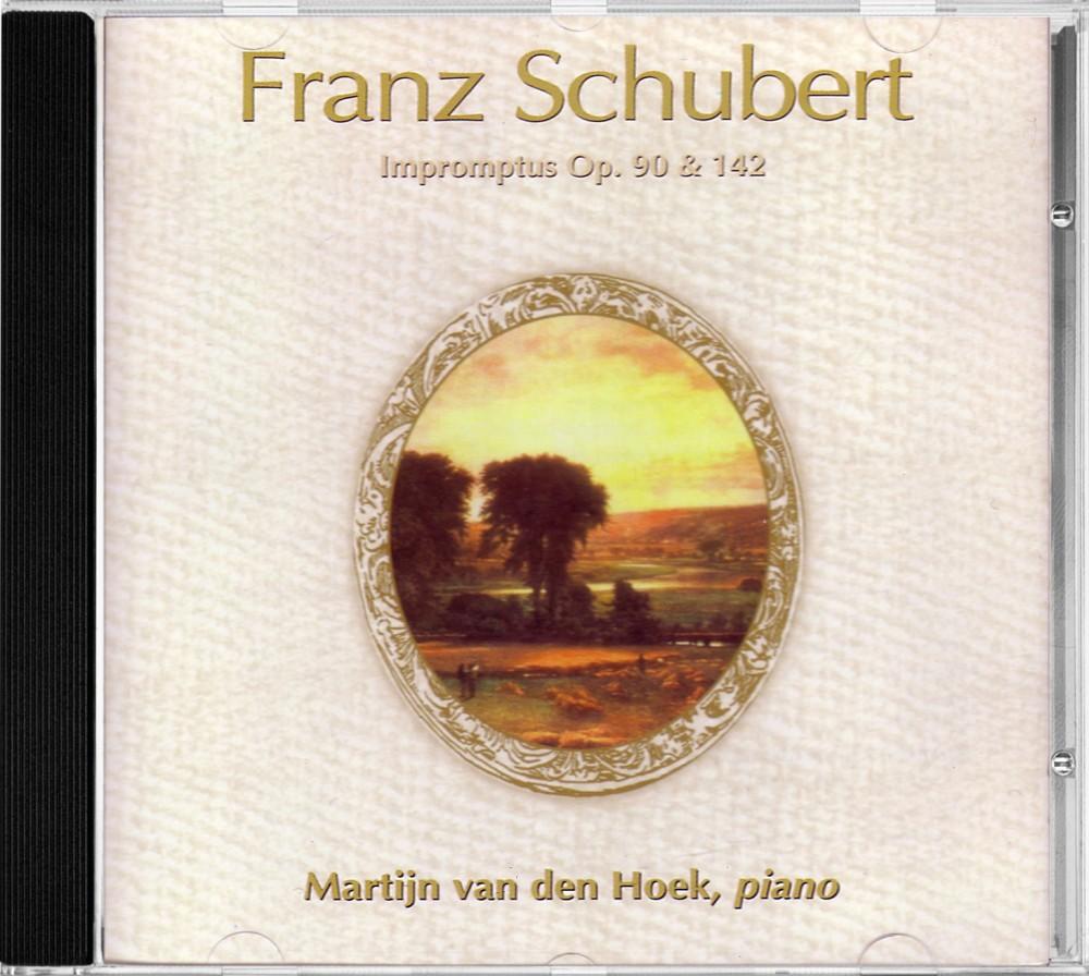 Schubert, Impromptus Op. 90 & 142, Brilliant Classics 99678/10
