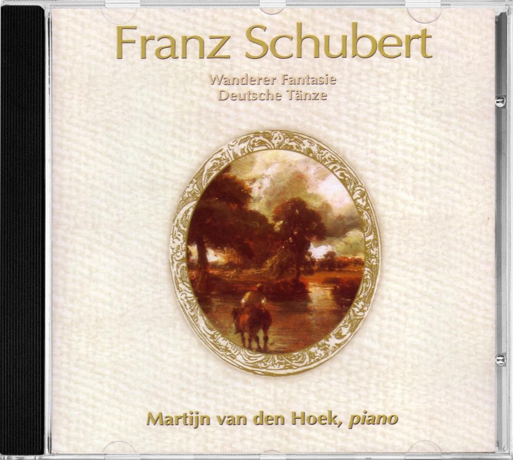 Schubert, Wanderer Fantasie Op. 15, Deutsche Tänze, Brilliant Classics 99678/11