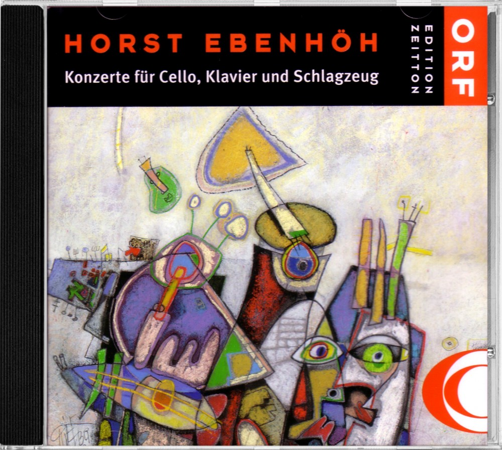 Ebenhöh: Pianoconcerto, ORF CD 250