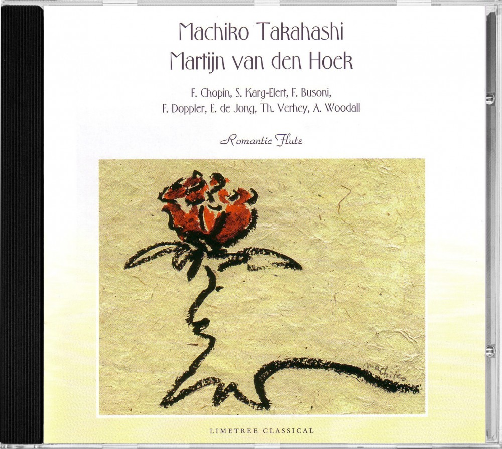 Romantic Flute, Limetree Records MCD 1-041
