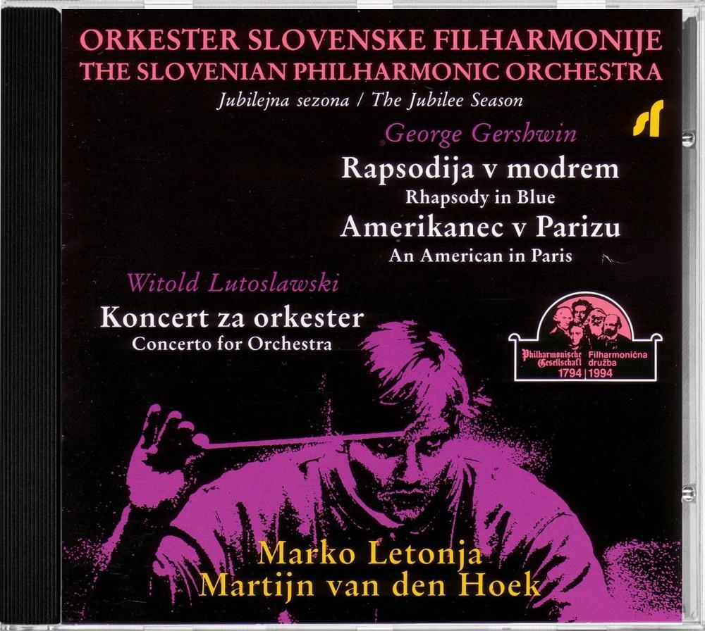 Gershwin: Rhapsody in Blue, SP. 003