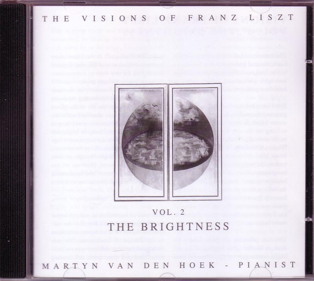 "The Visions of Franz Liszt Vol.2 ""The Brightness"", MZCD2011/2"