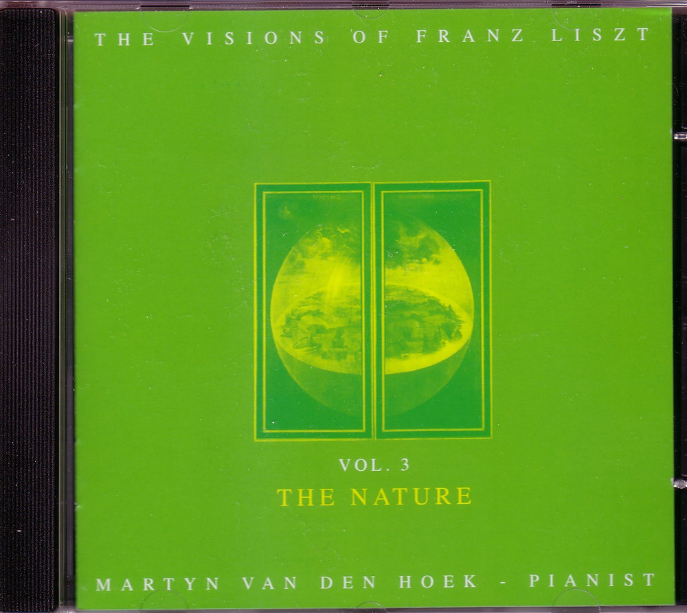 "The Visions of Franz Liszt Vol.3 ""The Nature"", MZCD 2011/3"