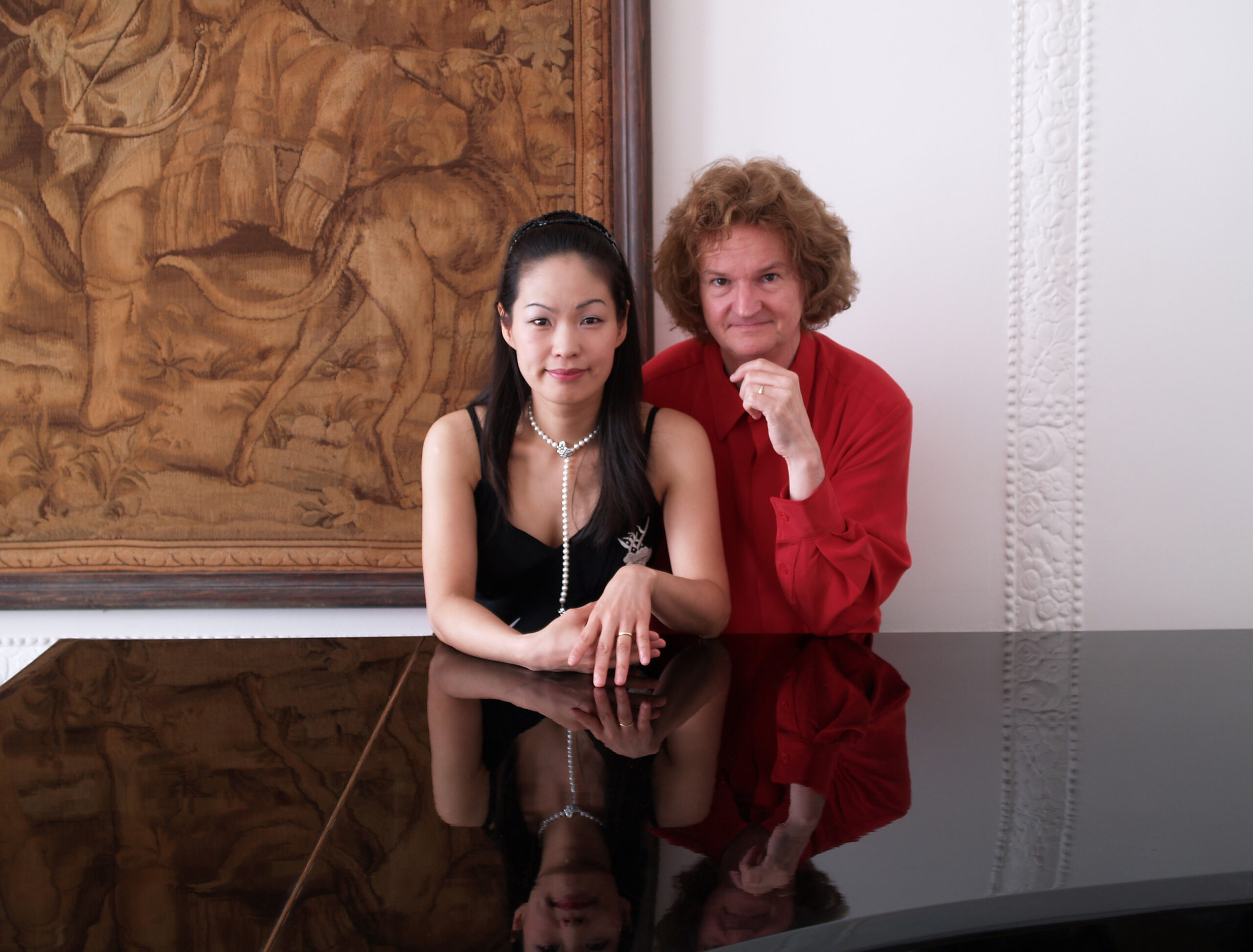 Tomiko and Martyn van den Hoek